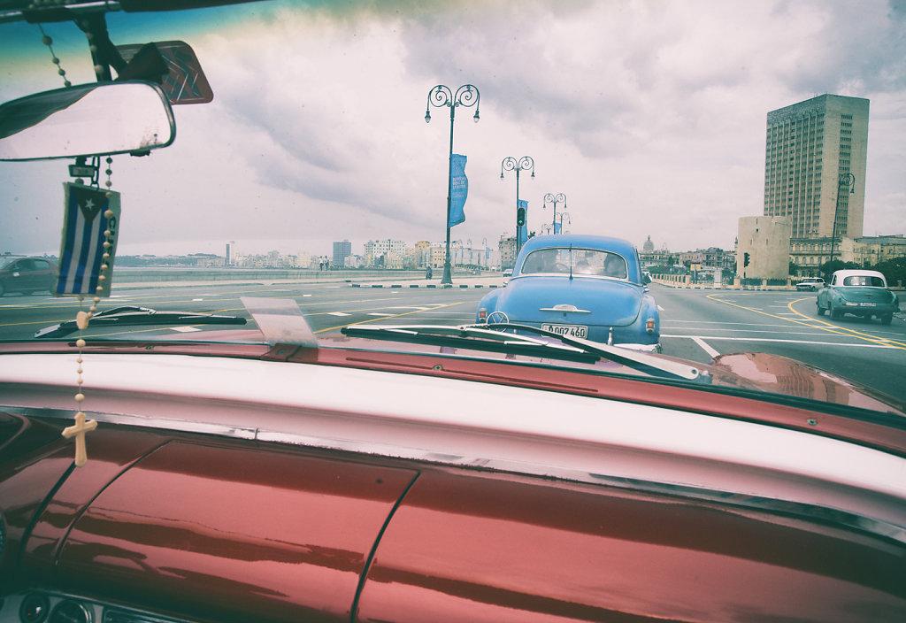 a ride in Havanna  2