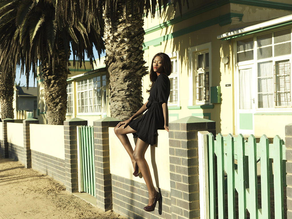 Namibian legs
